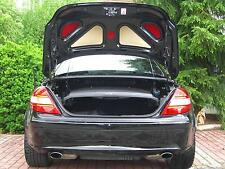 Trunk lid / top trim inserts   SLK R 170/171/172   tailgate / cover   Mercedes