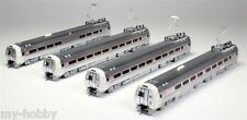 Deluxe Budd Metroliner 4-Car Set w/Sound & DCC - PRR (Test) - Walthers #920-805