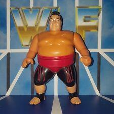 Yokozuna - WWF Hasbro Series 8 - WWE Wrestling Figure (b)
