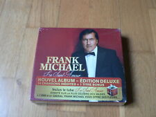 Frank Michael : La Saint Amour - CD + DVD Edition Deluxe NEW
