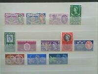 GT BRITAIN 1960-1961 COMMEMORATIVE STAMPS YEAR SETS MNH MINT 5 x SETS 12 STAMPS