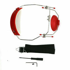 Dental Orthodontic Adjustable Reverse Pull Headgear Universal Instrument Red Atc