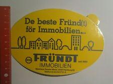 Decal/Sticker: de best fründt for Real Estate RDM fründt (280916102)