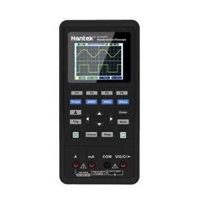 Hantek 2 Channel 2 in1 Handheld oscilloscope, 2C72 DMM 70MHz, Multimeter tester