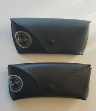2 Ray-Ban Sunglass cases