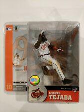 NEW Miguel Tejada Orioles Series 10 McFarlane Figure Toy NIB MLB Baseball