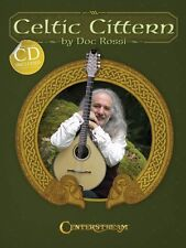 Celtic Cittern - Fretted Book and CD NEW 000001460