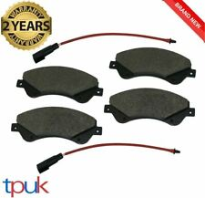 FORD TRANSIT FRONT BRAKE PADS 2.2 FWD 2006 - 2014 MK7 BRAND NEW WITH SENSORS