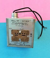 NEW Honeywell R8168A 1057 Cooling Fan Relay