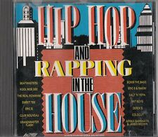 STYLUS -Hip Hop And Rapping In The House CD (Best Of 80s/Derek B/Bambaata)