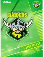 Checklist 2018 Season NRL & Rugby League Trading Cards