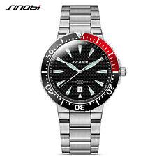 007 James Bond Vintage Mens Diver Wrist Watch Military Sport Quartz Watches 2017
