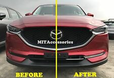 MIT for MAZDA CX-5 2017-ON 2nd generation Fog lamp chrome cover lower grill trim