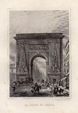 PARIS ANCIEN & HISTORIQUE / LA PORTE DE St DENIS
