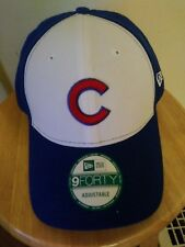 Chicago Cubs Cap MLB New Era Adjustable Team Hat 9FORTY Strapback USA Colors New
