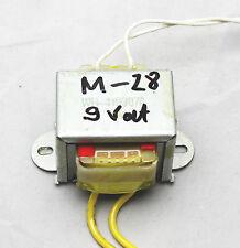 Trafo Transformator Netzteil für Muse M-28 9 V 14W Ersatznetzteil WH-410907A