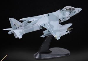 1:72 HM US Marine Corps McDonnell Douglas AV-8 Harrier II Fighter Diecast Model