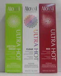ALOXXI Salon Color & Care ~ Intense Semi-Permanent Fashion Colour ~ 4.4 fl. oz.!