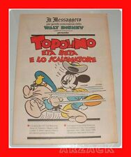 TOPOLINO supplemento IL MESSAGGERO Eta Beta e lo scassinatore  24/3/1990