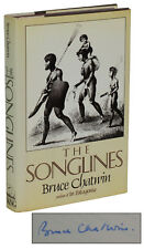 The Songlines ~ SIGNED by BRUCE CHATWIN ~ First American Edition ~ 1st ~ 1987