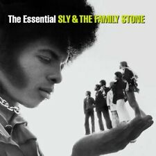 Sly & the Family Stone-The Essential Sly &... - Sly & the Family Stone CD 9avg