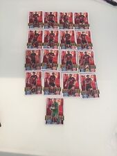 Bournemouth FC 2016 Topps Match Attax Cards Set Of 17