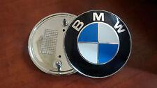 STEMMA COFANO BMW 518 520 524 525 530 535 Logo Anteriore Emblema Fregio 82mm
