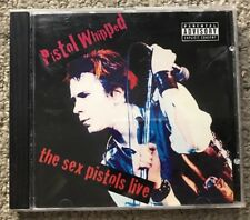 SEX PISTOLS PISTOL WHIPPED CD Punk Oi Sid Vicious Johnny Rotten
