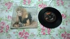 "Time After Time by Cyndi Lauper 7"" Single in a Picture Sleeve"
