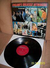 ENGLAND'S GREATEST HITMAKERS 1965 London MONO LP LL 3430 VG/VG+ MEGA-RARE