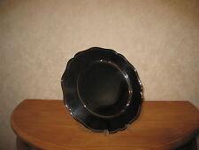 COUZON JEAN *NEW* Set  2 Assiettes d'accueil inox Royal D.27cm Plate