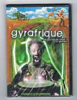 GYRAFRIQUE - SUR LES PAS DE GYROF & MAYORO - DVD - 2013 - NEUF NEW NEU