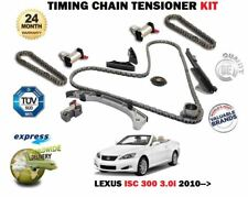 FOR LEXUS ISC 300 3.0 2995cc GSE2 V6 231BHP 2010--> TIMING CHAIN TENSIONER KIT