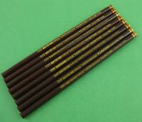 8 Vintage Eagle Chemi-Sealed Verithin Colored Pencil 746 1/2 Tuscan Red Coloring