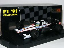 Onyx 126 Tyrrell Honda 020 Stefano Modena 1/43