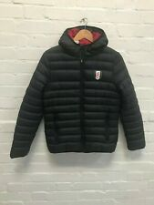 Fulham FC Women's Football Padded Coat Jacket - Size 12 - Black - New