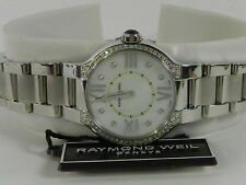 """Raymond Weil Women's 5927-STS-00995 """"Noemia"""" Stainless Steel Watch"""