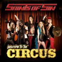 SAINTS OF SIN - WELCOME TO THE CIRCUS CD