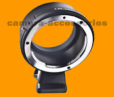 C/Y CY Contax Yashica lens to Sony NEX E-mount Adapter Ring with tri- pod stand