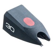 Ortofon stylus 30 original aguja de sustitución para om, OMP, omb, Super om nuevo + embalaje original!