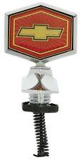 1980 - 1987 NEW El Camino Malibu Header Panel hood Ornament Emblem