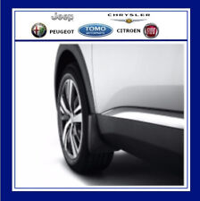 NEW GENUINE PEUGEOT 3008 SUV SET OF FRONT MUDFLAPS 1615101680