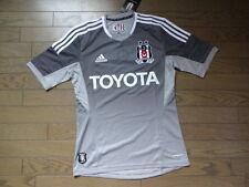 Besiktas JK 100% Original Soccer Jersey 2013/14 Away BNWT M Turkey Formotion