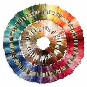 CXC Embroidery thread complete set 447 colours - matches DMC cross stitch floss