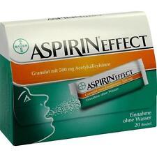 ASPIRIN EFFECT Granulat   20 st   PZN 1743631
