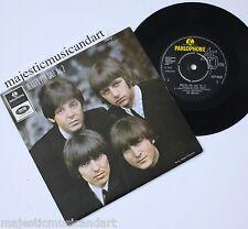 "THE BEATLES I'LL FOLLOW THE SUN EP 7"" VINYL 45 PARLOPHONE 1964 UK MONO EX / EX"