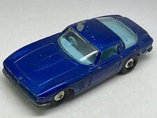 Matchbox Lesney No 14 Blue ISO Grifo Car