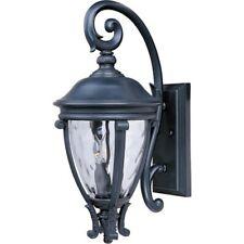 Maxim Camden Vx 3-Light Outdoor Wall Lantern Black - 41425Wgbk