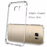 Clear Gel Tough Armour Case Anti Burst King Kong Protection Cover iPhone Samsung