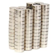 100Pcs N52 Super Strong Neodymium Disc Round Cylinder Magnet Rare Earth 5x2mm
